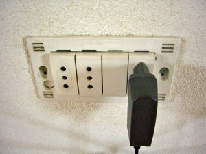 Socket at Garda Village
